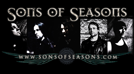 Sons Of Seasons Band2
